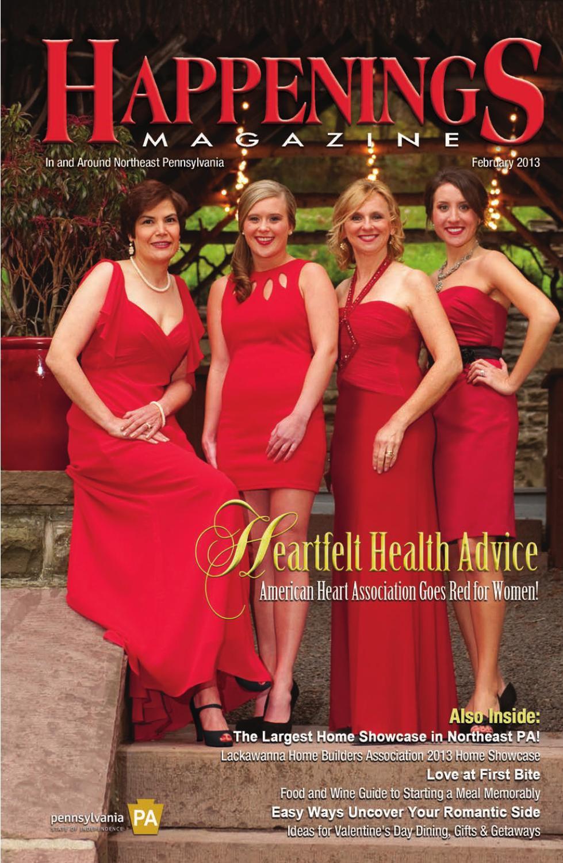 February 2013 - Happenings Magazine by Happenings Magazine