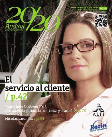 27aa3f2081 2020 1ra Andina 2013 by Creative Latin Media LLC - issuu
