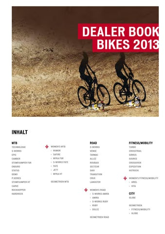 6112e35b220 Specialized 2013 by Michael Günther - issuu