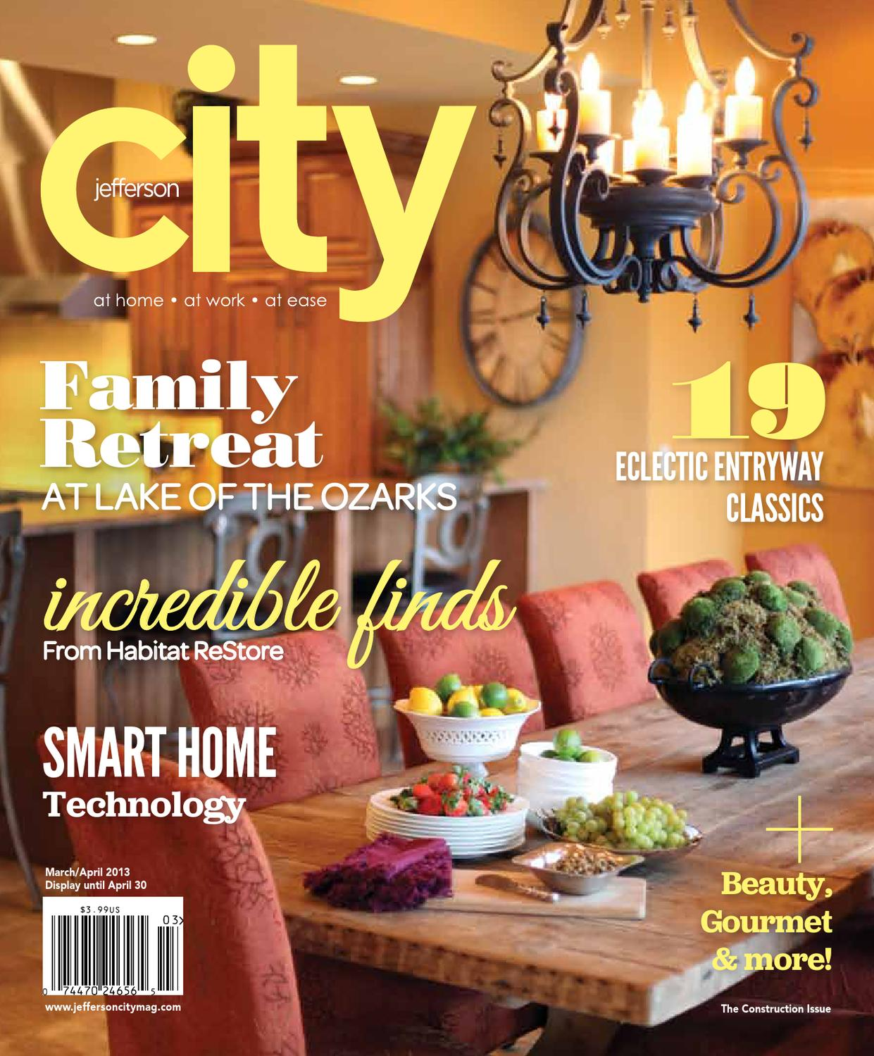 Jefferson City Magazine - March/April 2013 by Business Times Company - issuu