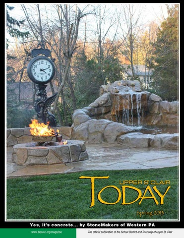 93db549ad7 SPRING 2013 UPPER ST. CLAIR TODAY by UPPER ST. CLAIR TODAY Magazine ...