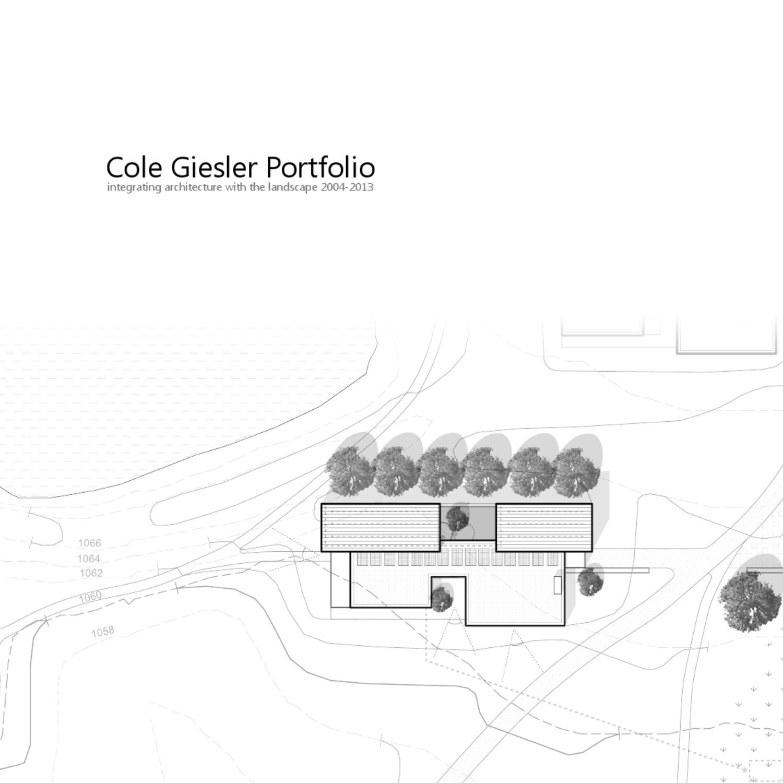 Cole Giesler Portfolio By Cole Giesler Issuu