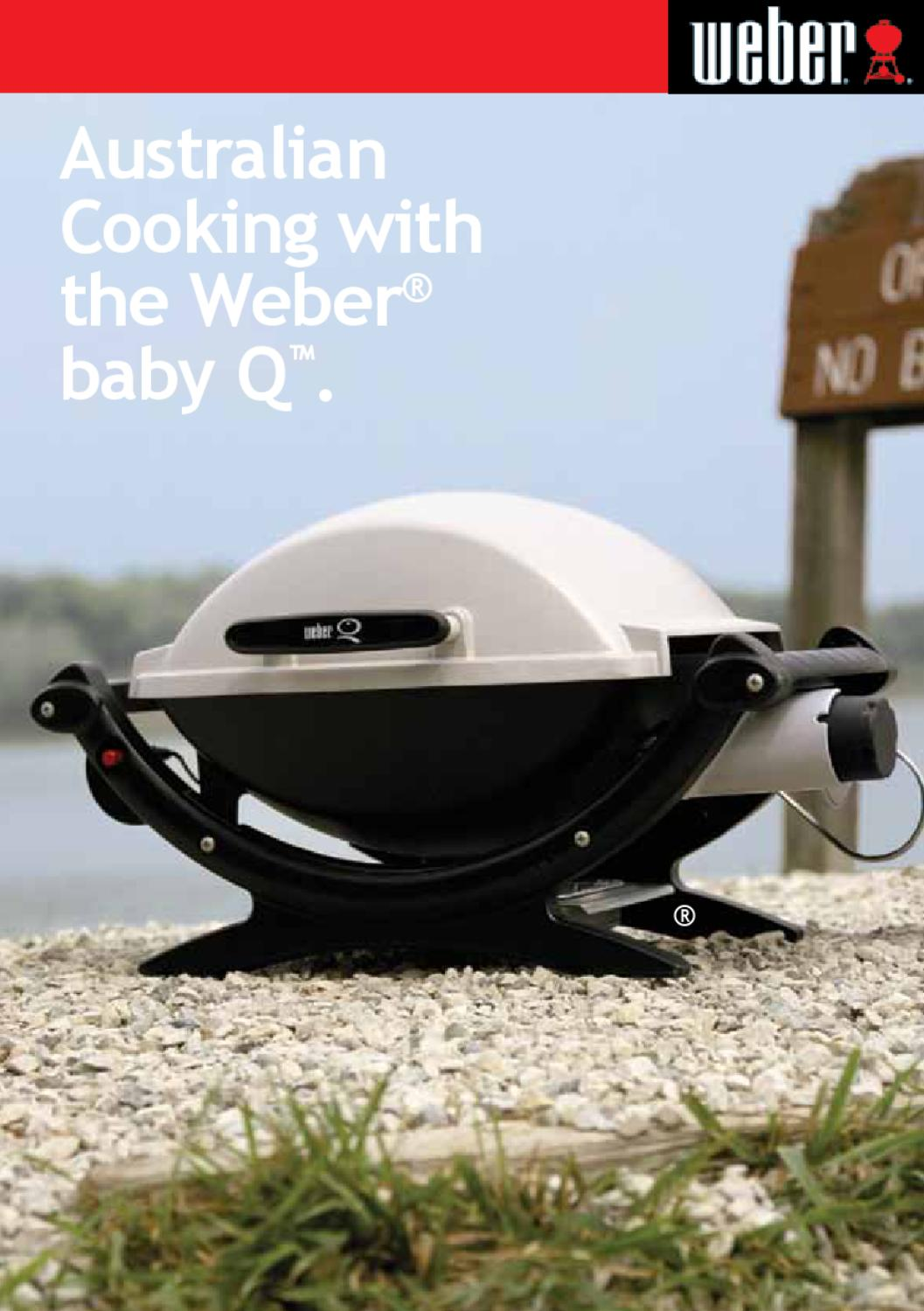 Australian Cooking With The Weber Baby Q By R Mcdonald Issuu Trivet Barbeque