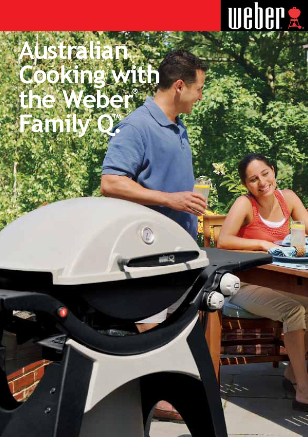 Australian Cooking With The Weber Family Q By R Mcdonald Issuu Trivet Barbeque