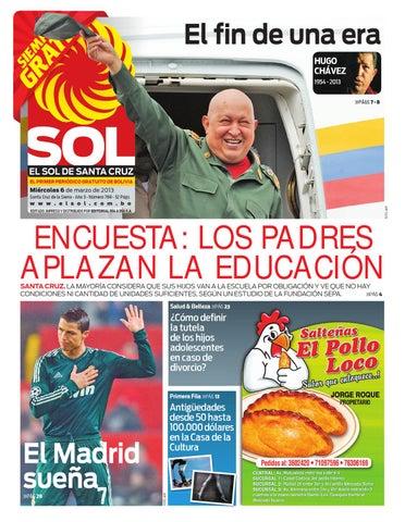 El Sol 06-03-13 by El Dia - issuu c5181eb4a58f