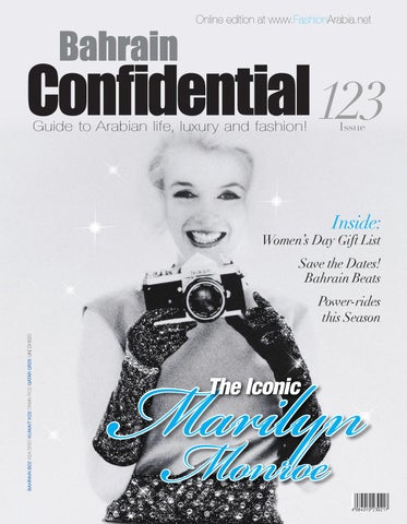 Bahrain Confidential March 2013 By Arabian Magazines Issuu