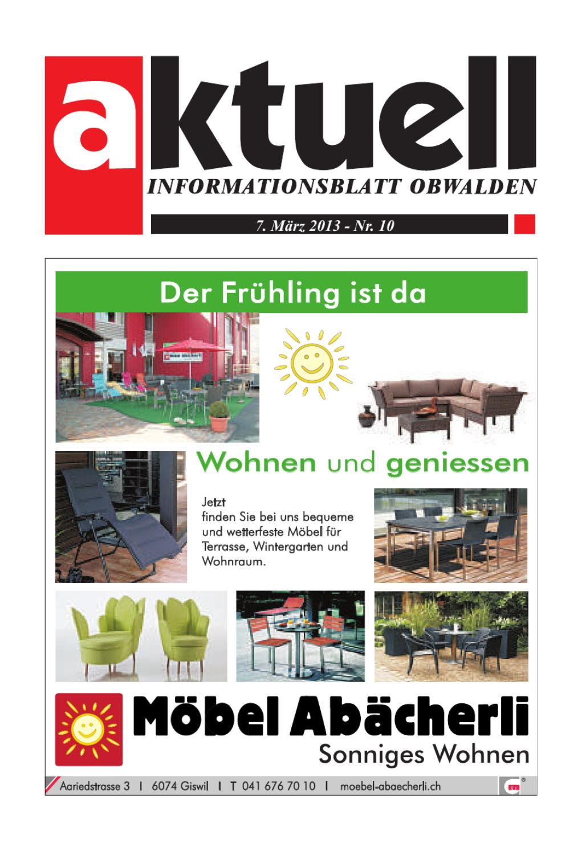 Aktuell Obwalden By Aktuell Obwalden AG   Issuu
