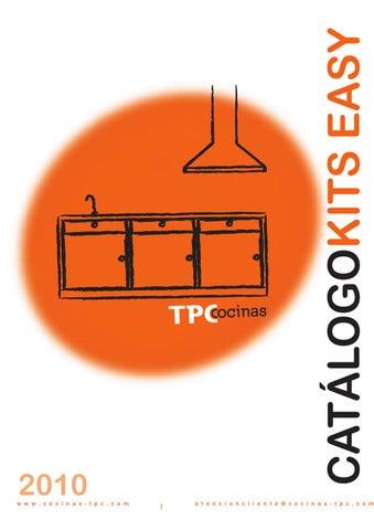 Kits 2010 By Tpc Cocinas Issuu