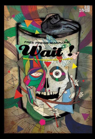 new product d6a46 a60cc Wait! Magazine n°38 by Wait Magazine - issuu