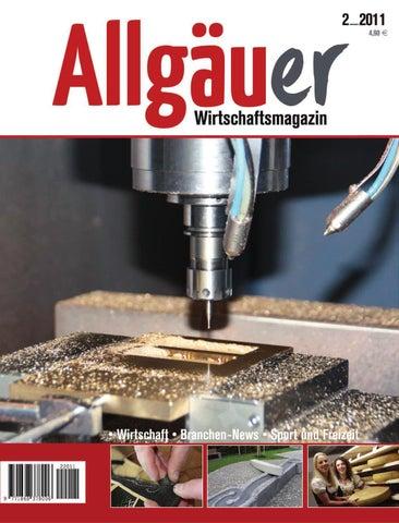 Allgäuer Wirtschaftsmagazin 02_2011 By Thomas Tänzel   Issuu