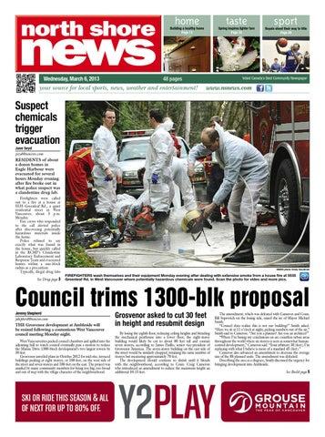 North Shore News March 6 2013