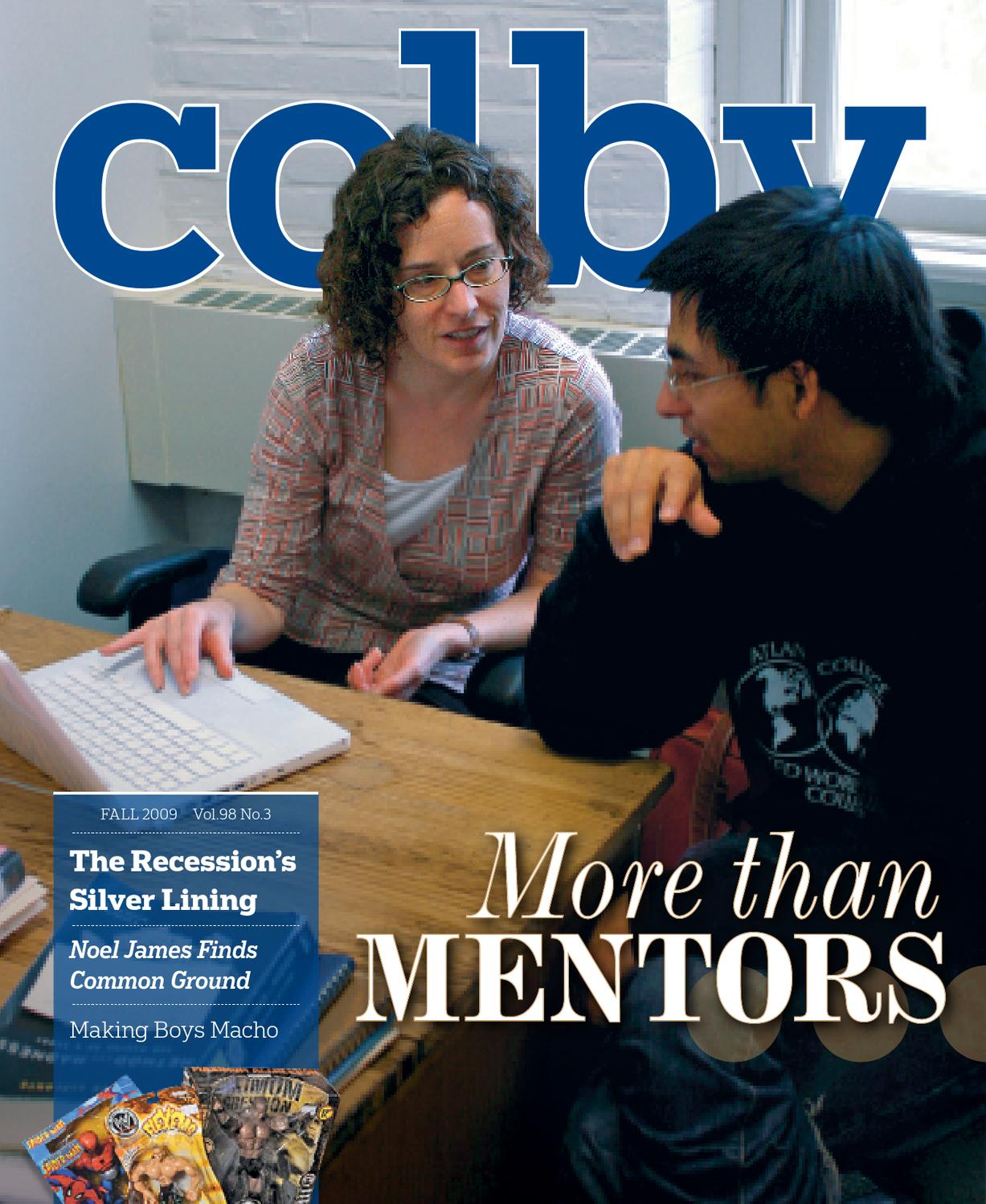 Colby Magazine vol  98, no  3 by Colby College Libraries - issuu
