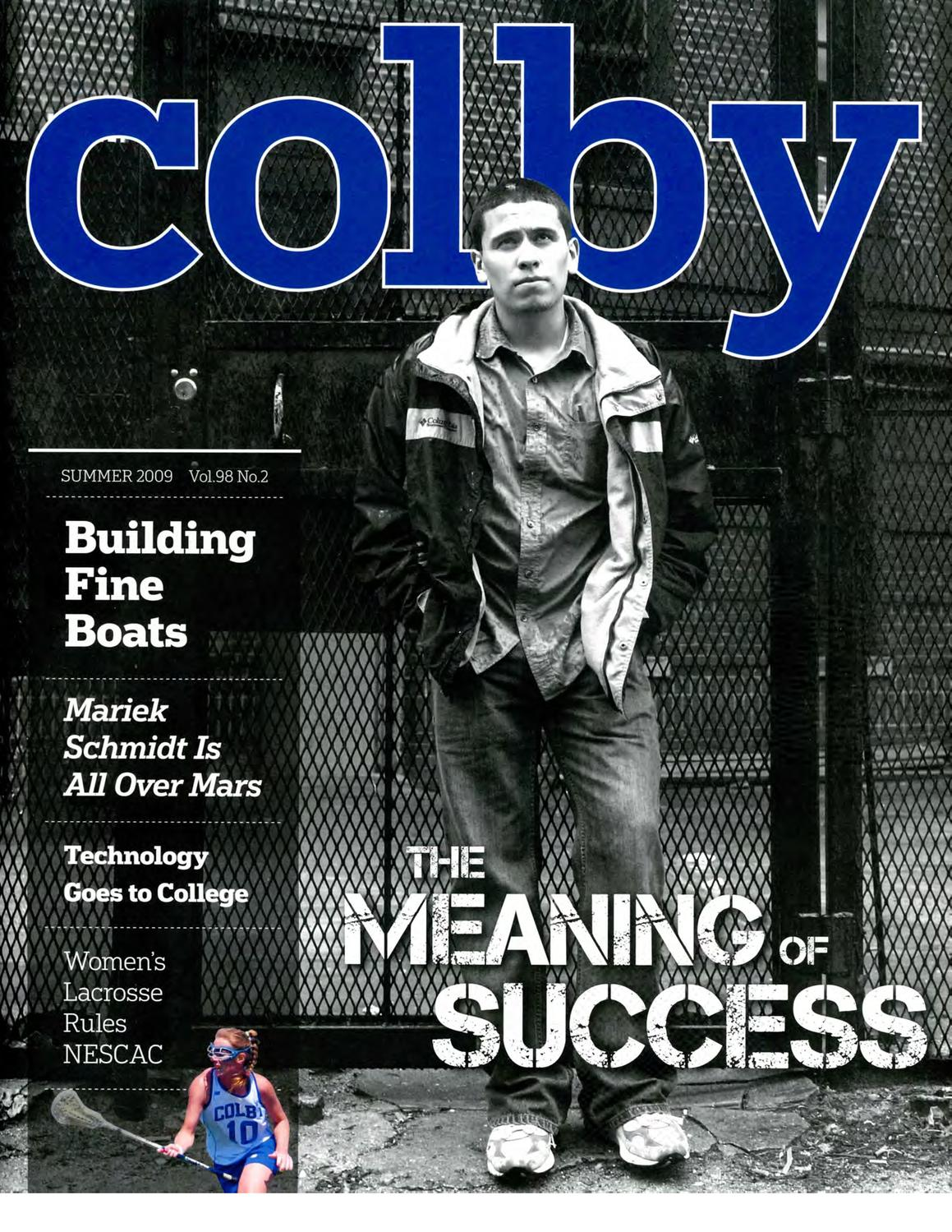 Colby Magazine Vol 98 No 2 By College Libraries Issuu Photo Gallery Marine Recruits Use Circuit Course To Build Strength