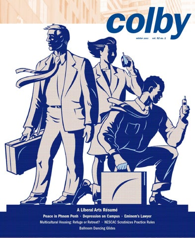 colby magazine vol 92 no 1 by colby college libraries issuu