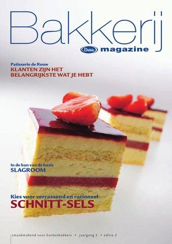 f2b65043994 Debic Bakkerijmagazine - jaargang 2, editie 2 by FrieslandCampina ...