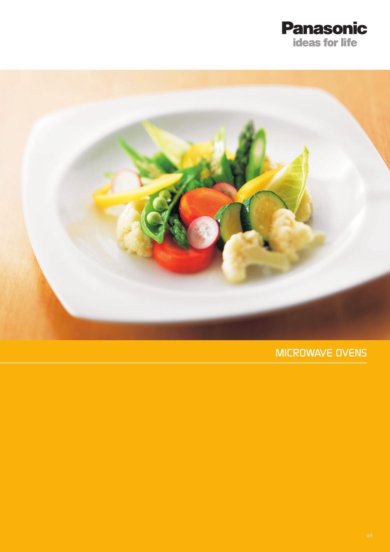 Microwaves Catalogue Panasonic Nz By Panasonic Nz Issuu