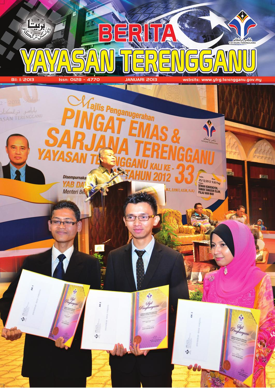 Berita Yayasan Terengganu Bil 1 2013 By Inovasi Ytrg Issuu