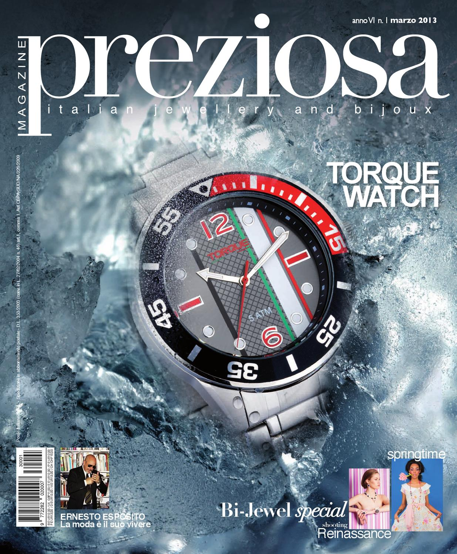 Preziosa Magazine, n.3/2013 by Loiralab srl - issuu