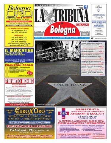 Tribuna numero 5 anno 2013 by La Tribuna srls - issuu acf4fa32c48