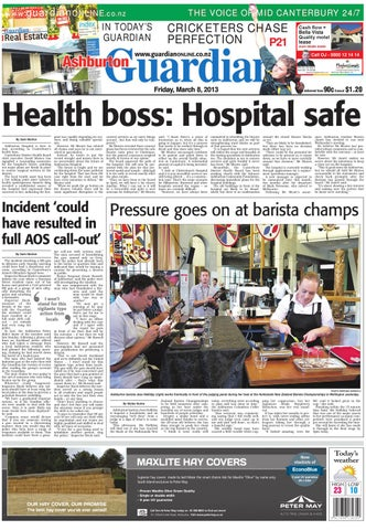 Ag 08mar2013 by ashburton guardian issuu page 1 gumiabroncs Images