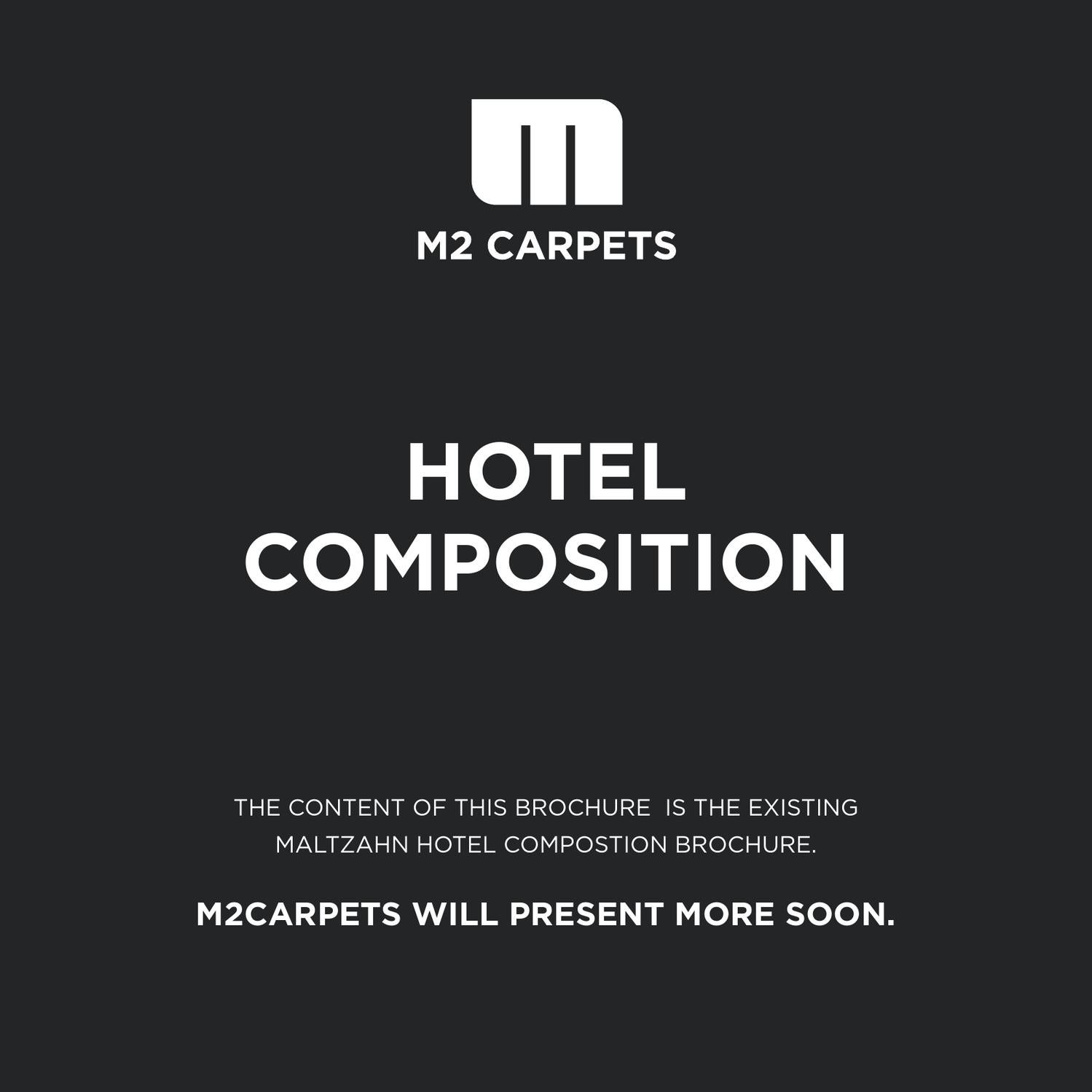 M2 Carpets brochure Hotel Composition by Issuu M2Carpets - issuu