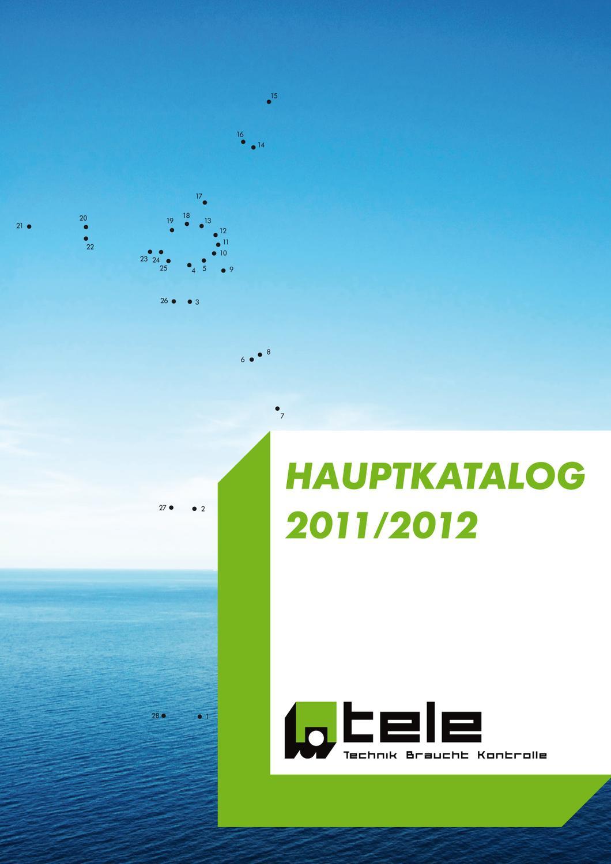 Hauptkatalog 2011/2012 by TELE Haase Steuergeräte GmbH - issuu