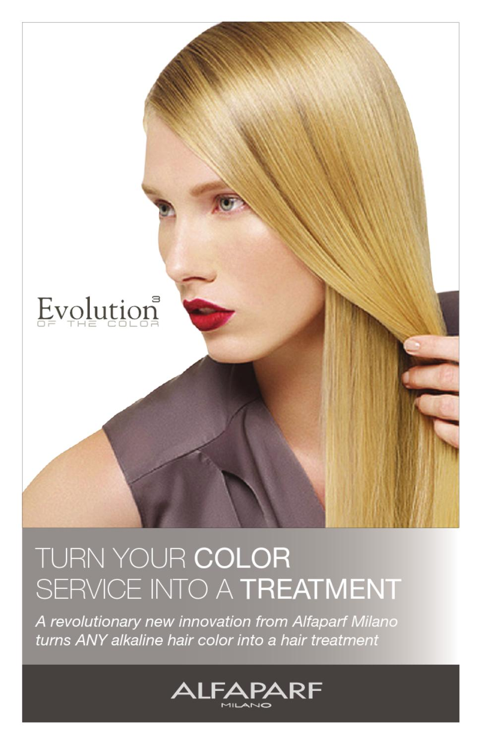 Alfaparf Milano Usa Evolution Of The Color Cube Boosters By