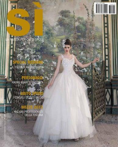 Sì la rivista per chi si sposa by I Grandi Vini - issuu f36ab8aadaaf