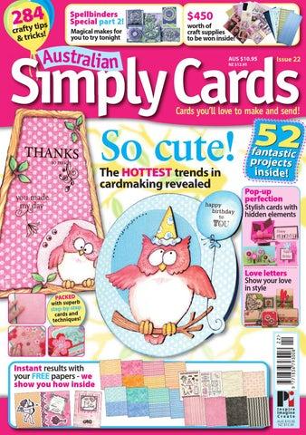 Simpy Cards