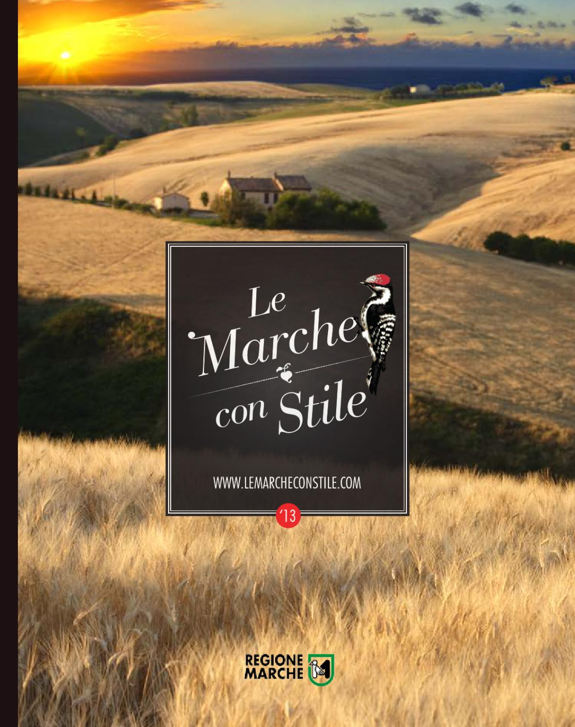 MCS Le Marche con Stile by Marco Palumbo - issuu 7af6df7f4e8