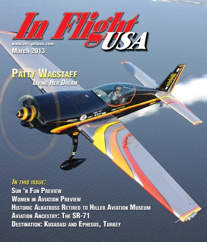 0e8799db046 March 2013 In Flight USA by Anne Dobbins - issuu