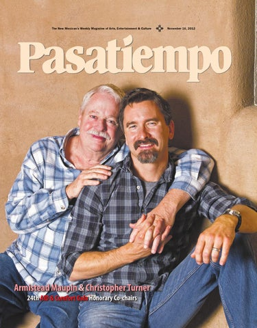 Pasatiempo Nov 16 2012 By The New Mexican Issuu