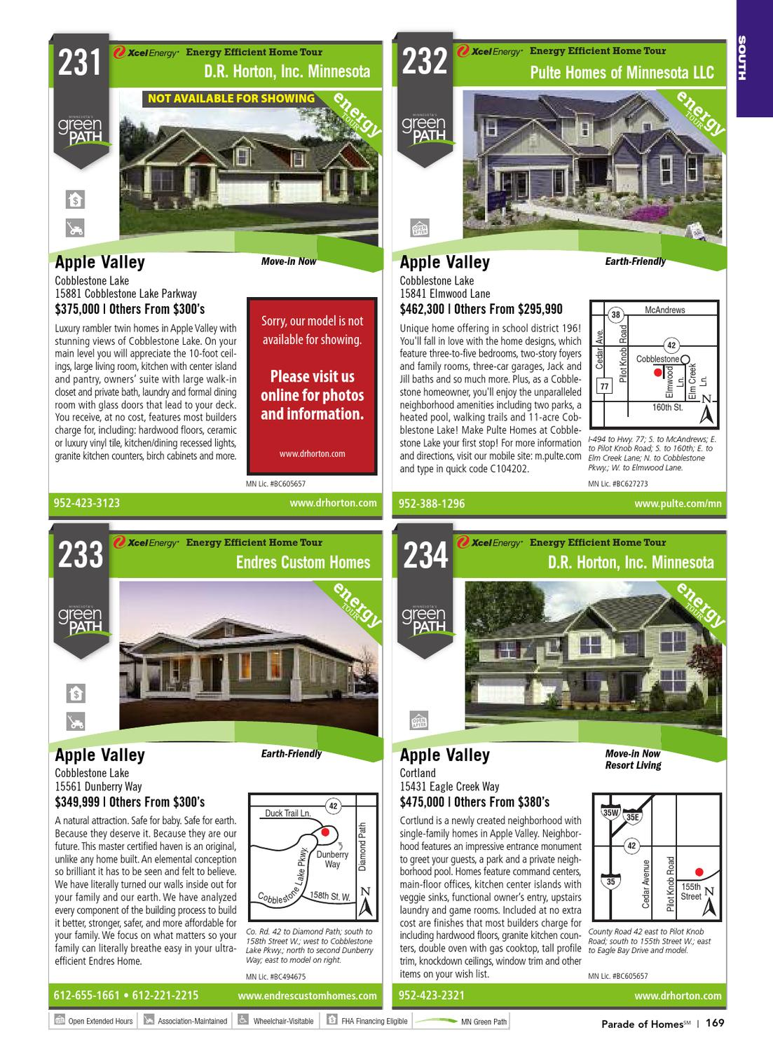 Parade of Homes Guidebook by Housing First Minnesota - issuu on