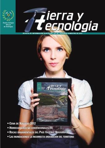 b900b28279 Revista Tierra y Tecnología nº 42 by Ilustre Colegio Oficial de ...