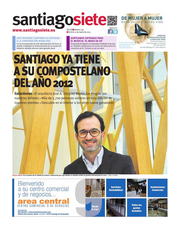 Santiagosiete 255 by Mediasiete - issuu 4d07592588f