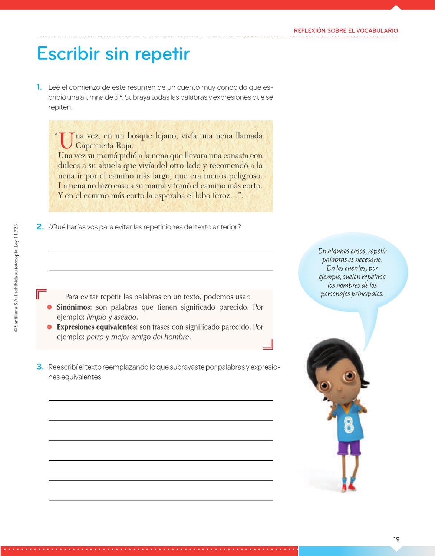 Conocer Lengua Practicas Del Lenguaje 5 By Maria Candelaria
