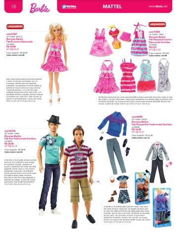 0918b0805 Revista Reval Mattel 2013 by Reval Atacado de Papelaria Ltda. - issuu