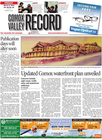 Comox Valley Record March 08 2013 By Black Press Issuu