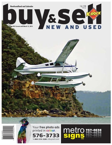 dd090298e2d The Newfoundland Buy and Sell Magazine 824 by NL Buy Sell - issuu