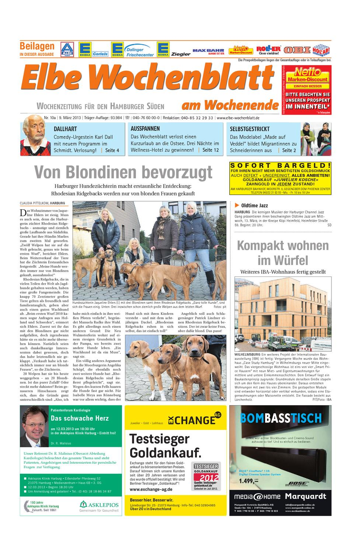 Nordheide wochenblatt buchholz online dating