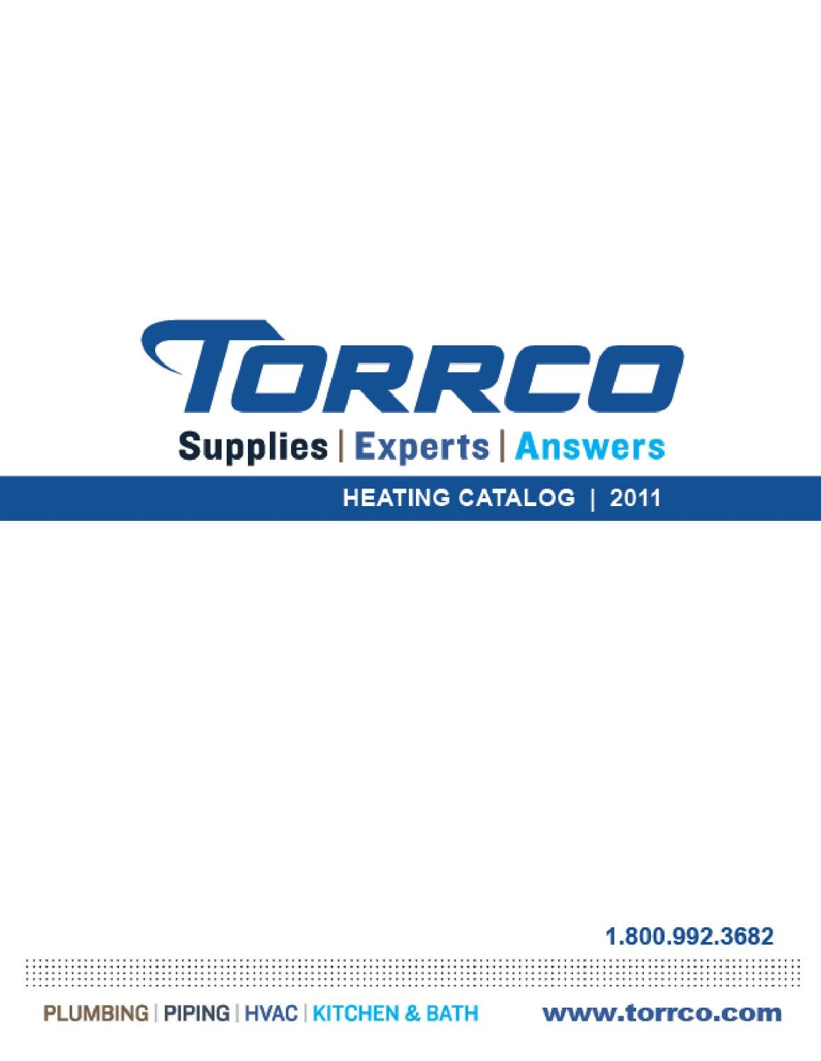 Torrco Heating Catalog 2011 By Issuu Pvg Burnham Gas Boilers Wiring Diagram