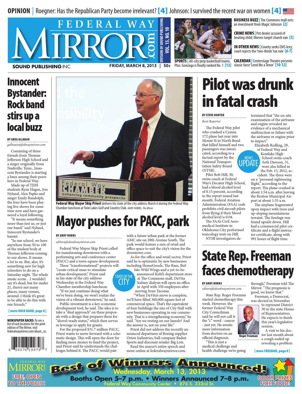 Federal way mirror march 08 2013 by sound publishing issuu thecheapjerseys Image collections