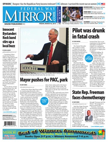 Federal way mirror march 08 2013 by sound publishing issuu page 1 thecheapjerseys Choice Image