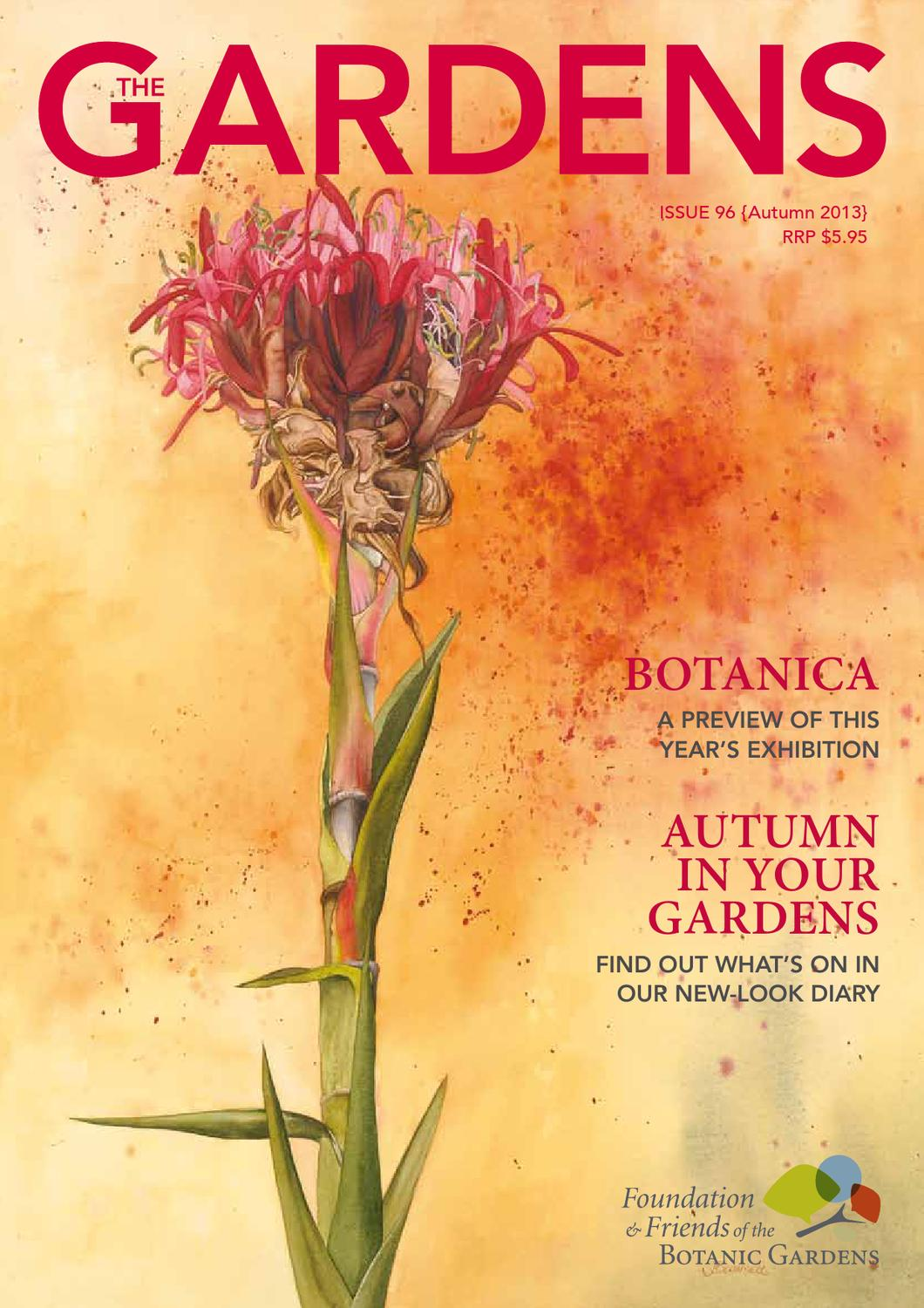 Image of: The Gardens Issue 96 By Lauren Sutherland Issuu