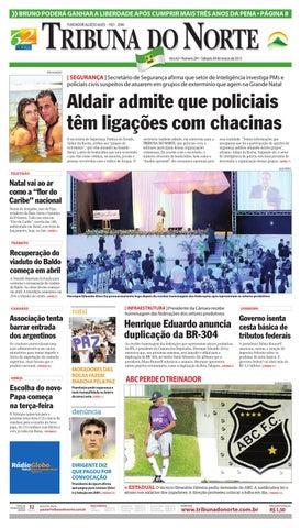 892f35d3760e8 Tribuna do Norte - 09 03 2013 by Empresa Jornalística Tribuna do ...