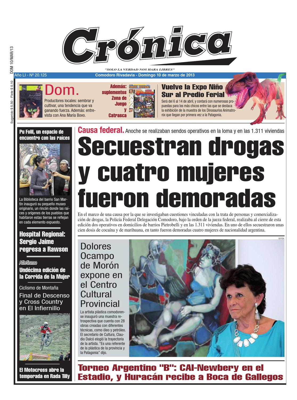 52cef1a7ebd86510c6ace0a924f487ca by Diario Crónica - issuu 3776e75bff05