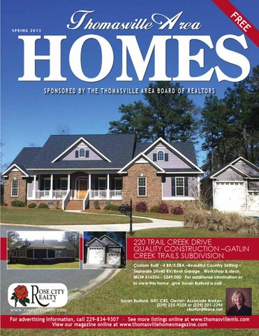 Thomasville Homes Magazine by Thomasville Homes - issuu