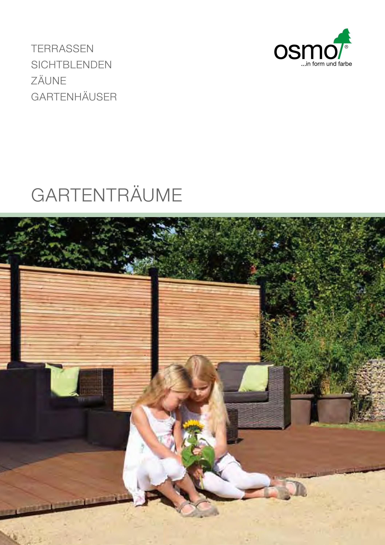 Osmo Sichtschutz by Opus Marketing GmbH issuu