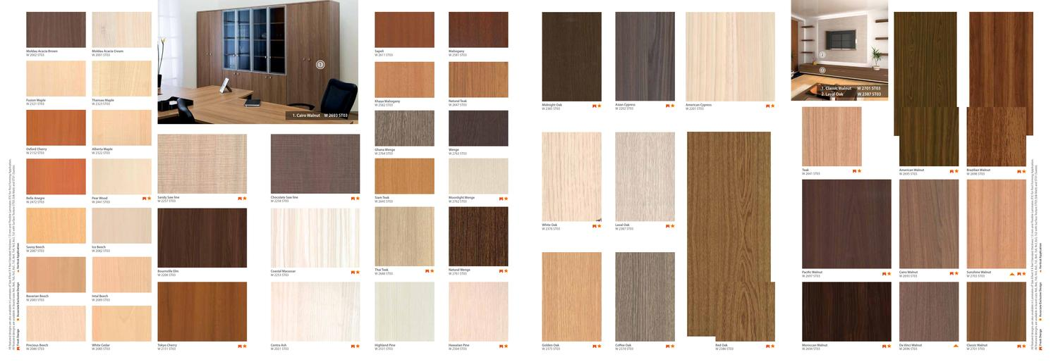 Pre laminated particle board by associate decor issuu