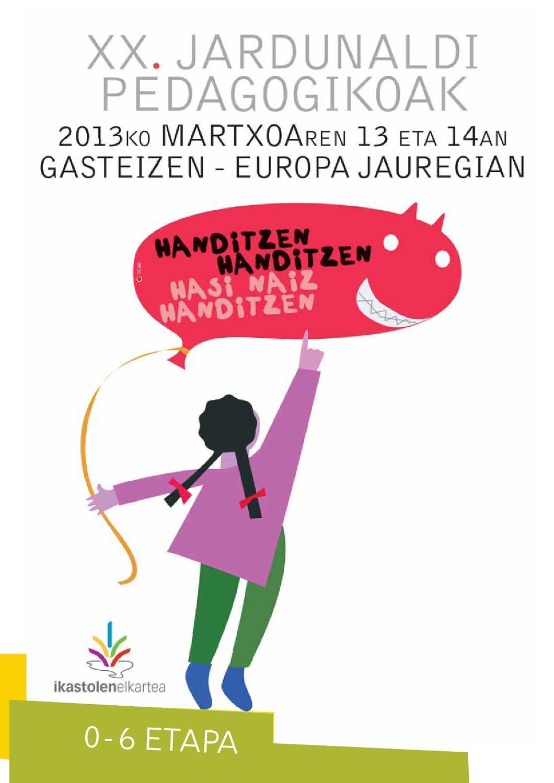 Xx Jardunaldi Pedagogikoak Liburua By Ikastolen Elkartea